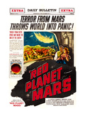 Red Planet Mars  Peter Graves  Andrea King  1952