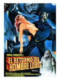 Night of the Werewolf  (AKA Return of the Wolfman; El Retorno Del Hombre-Lobo; The Craving)  1981