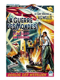 The War of the Worlds (AKA La Guerre Des Mondes)  From Left  Ann Robinson  Gene Barry  1953