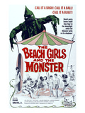 The Beach Girls And the Monster  1965