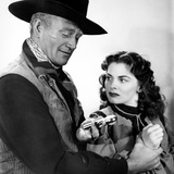 Red River  John Wayne  Joanne Dru  1948