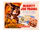 Mighty Joe Young  Terry Moore  1949