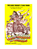 Werewolves On Wheels  1971