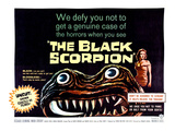 The Black Scorpion  Mara Corday  1957
