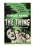 The Thing From Another World  From Left: Margaret Sheridan  Kenneth Tobey  1951