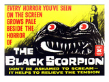 The Black Scorpion  Mara Corday  1957
