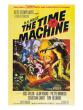 The Time Machine  From Left Center: Yvette Mimieux  Rod Taylor  1960