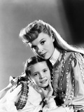 Meet Me in St Louis  Margaret O'Brien  Judy Garland  1944