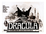 The Satanic Rites of Dracula  Christopher Lee  Peter Cushing  1973