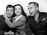 Hail the Conquering Hero  Eddie Bracken  Ella Raines  William Demarest  1944