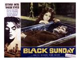 Black Sunday  Barbara Steele  1961