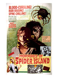 Horrors of Spider Island  (AKA Ein Toter Hing Im Netz  AKA It's Hot In Paradise)  1960