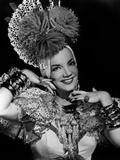 Carmen Miranda  ca 1940s