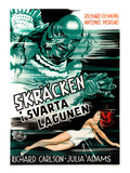 Creature From the Black Lagoon  (AKA Skracken I Svarta Lagunen)  Julie Adams  1954