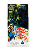 Target Earth  From Left: Kathleen Crowley  Richard Denning  1954