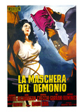 Black Sunday  (AKA 'La Maschera Del Demonio'  the Original Italian Title)  1960