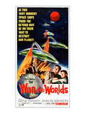 War of the Worlds  Bottom From Left: Gene Barry  Ann Robinson  1953