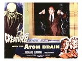 Creature With the Atom Brain  The  Richard Denning  Angela Stevens  1955