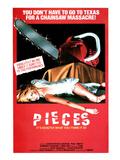 Pieces  (AKA Mil Gritos Tiene La Noche)  1983