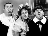 All the World's a Stooge  Curly Howard  Larry Fine  Moe Howard  1941