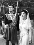 Ivanhoe  Robert Taylor  Elizabeth Taylor  1952