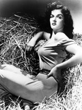 The Outlaw  Jane Russell  Photo by George Hurrell  1943