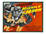 Missile to the Moon  1958