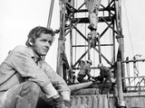 Five Easy Pieces  Jack Nicholson  1970  Working at the Oil Well