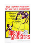 The Cosmic Monster  (AKA Cosmic Monsters  AKA the Strange World of Planet X)  Gaby Andre  1958