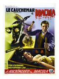 Dracula  (AKA the Horror of Dracula  AKA Le Cauchemar Du Dracula)  Peter Cushing (Standing)  1958