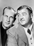 Bud Abbott and Lou Costello [Abbott and Costello]  c Mid 1940s