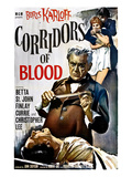 Corridors of Blood  Boris Karloff  1958