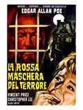 Terror of the Red Mask  (AKA Terrore Della Maschera Rossa)  1960