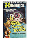 It Came From Outer Space  Kathleen Hughes  Charles Drake  Richard Carlson  Barbara Rush  1953
