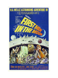 First Men In the Moon  Edward Judd  Martha Hyer  Lionel Jeffries  1964
