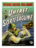 Creature From the Black Lagoon  (aka Uhyret Fra Den Sorte Lagune)  Julie Adams  1954