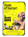 The Deadly Bees  From Left: Katy Wild  Guy Doleman  Suzanna Leigh  Catherine Finn  1967