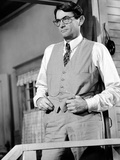 To Kill a Mockingbird  Gregory Peck  1962