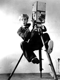 The Cameraman  Buster Keaton  1928  Newsreel Camera