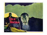 Son of Dracula  Lon Chaney  Jr  Inset: Louise Allbritton)  1943
