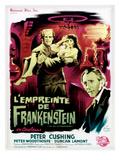 The Evil of Frankenstein (AKA L'Empreinte De Frankenstein)  1964