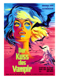 The Kiss of the Vampire  (AKA 'Kiss of the Vampire')  1963