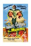 Abbott And Costello Meet the Mummy (AKA Abbott & Costello Meet the Mummy)  1955