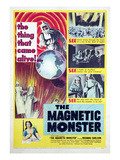 The Magnetic Monster  1953