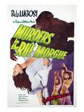 Murders In the Rue Morgue  Arlene Francis  Charles Gemora  1932