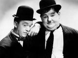 Stan Laurel  Oliver Hardy [Laurel & Hardy]  ca 1930s