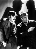 The Adventures of Sherlock Holmes  Nigel Bruce  Basil Rathbone  1939  as Watson and Sherlock Holmes