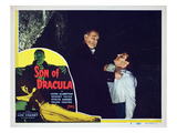 Son of Dracula  Robert Paige  Lon Chaney Jr  1943