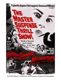 The Manster  (AKA the Split)  On Double Bill With 'The Horror Chamber of Dr Faustus'  1962