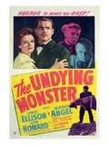 The Undying Monster  Heather Angel  James Ellison  Eily Malyon  Bramwell Fletcher  1942